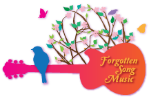 ForgottenSongMusic.com Logo